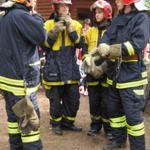 В 2014 году повышение зарплаты МЧС (пожарным) продолжится