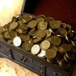 Сундук с деньгами