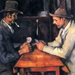 «Игроки в карты» Поля Сазана