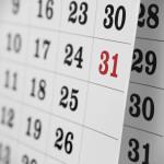 Рабочие и праздничные дни в 2017 году