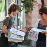 Где можно подработать подростку 14 лет на летних каникулах