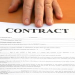 В чем отличие между контрактом и договором по различным актам