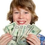 Как быстро накопить деньги школьнику в 11 лет