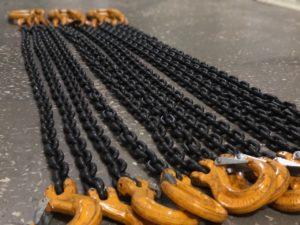 Где используются цепные стропы и в чем их преимущества